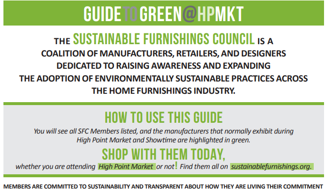 Guide To Green @ HPMKT
