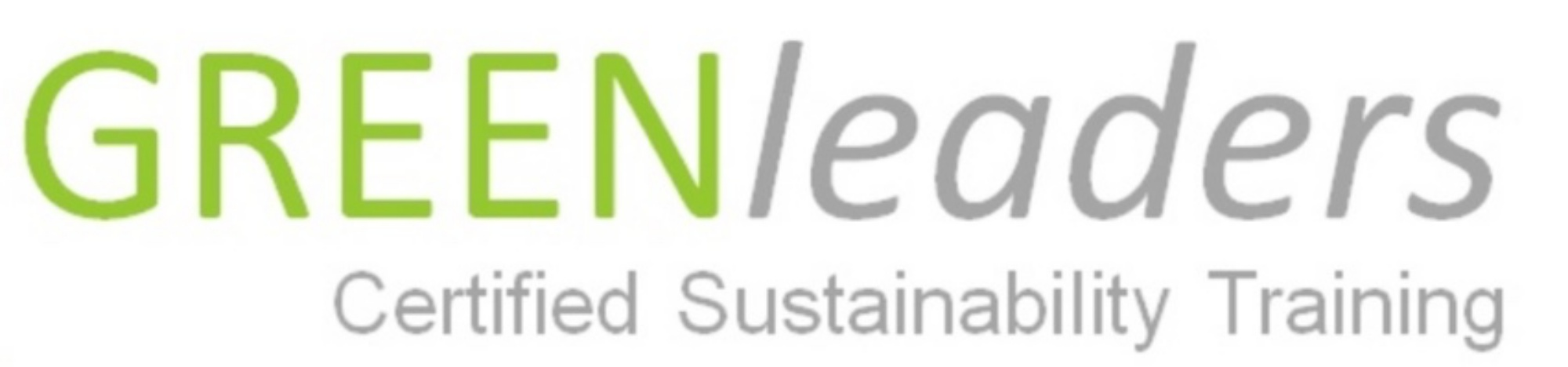 GREENleaders Certified Sustainability Training